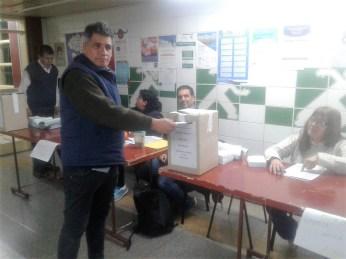 Elecciones ATE 5