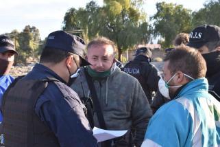 Represión a Municipales 6
