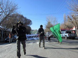 Marcha Guardaparques 5