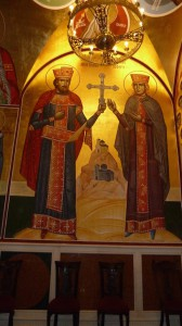 Podgorica Basilica Interno 4