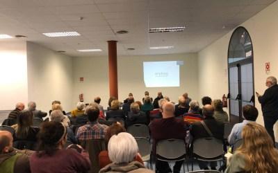 Xerrada Experiències del territori i propostes locals: Impulsem nous models d'accés a l'habitage a Sant Quirze del Vallès.