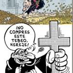 ¿Cuanto nos cuesta la Iglesia Católica?–Orgullo y satisfacción (Bernardo Vergara)