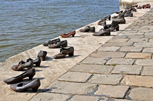 Escultura de Gyula Pauer em Budapeste