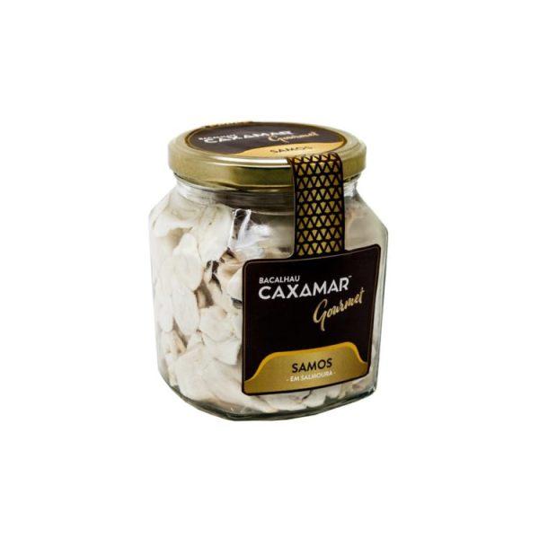 Samos de bacalhau Caxamar Gourmet 500g Até Ti