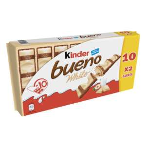 Kinder Bueno White Pack 10 até ti
