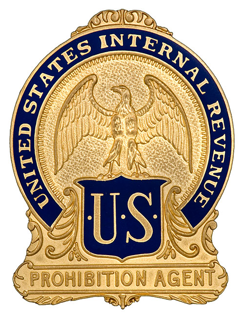 History of the Badges  Bureau of Alcohol Tobacco Firearms and Explosives