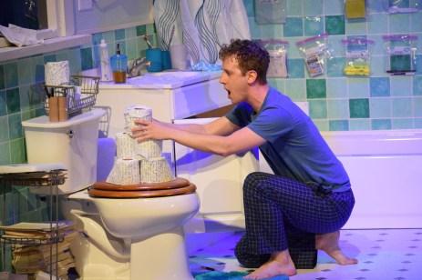 The Boy in the Bathroom