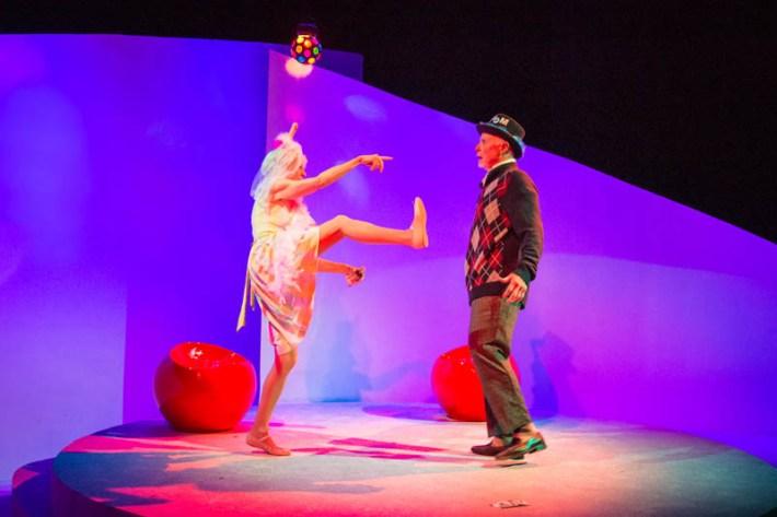 at the Adirondack Theatre Festival