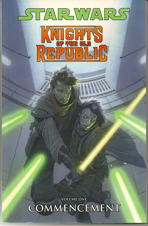 Image result for knights of the old republic vol 1