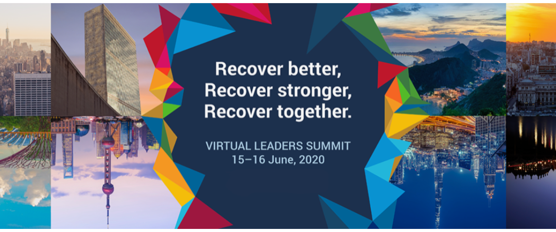 Athalos attends the UN Global Compact 20th Anniversary Virtual Leaders Summit