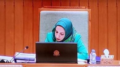 Photo of وزيرة التربية ترد على سؤال من الشورى