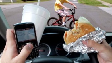 Photo of القيام بها يعرضك للحوادث.. عادات سيئة تجنبها أثناء السياقة