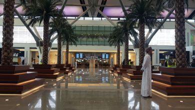 صورة مطارات عمان توضح اشتراطات الدخول إلى السلطنة
