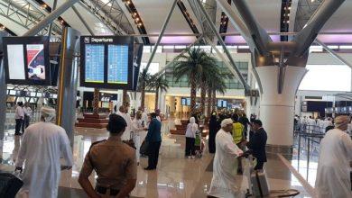 Photo of للراغبين بالسفر عبر مطار مسقط: إجراءات لا بد من الالتزام بها