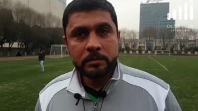 """Photo of بالفيديو، حمد العزاني: لا تقسوا على لاعبي الأولمبي وأتحمل النتائج في """"نهائيات آسيا"""""""