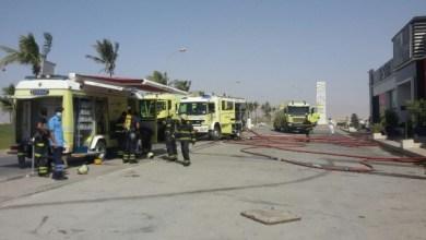 Photo of بإسناد من عدة مراكز: الدفاع المدني يسيطر على حريق في ظفار
