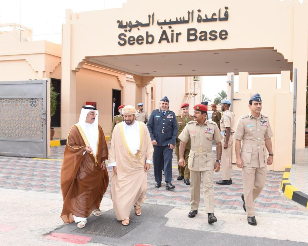 بدر بن سعود يتوجه إلى الإمارات
