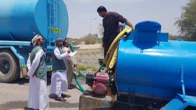 Photo of إحالة أصحاب صهاريج مياه قاموا برفع السعر إلى مركز الشرطة
