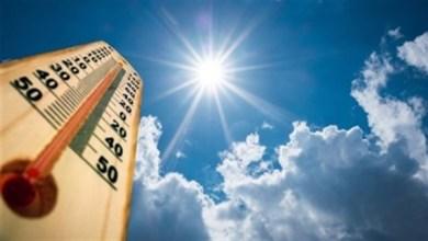 Photo of درجات الحرارة: أعلاها في السنينة وأدناها في قيرون حيرتي
