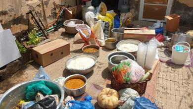 Photo of بالصور: منزل يتحول إلى مطبخ في صحار