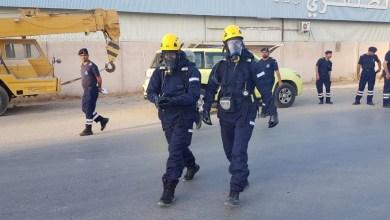 Photo of وفاة شخصين بحريق في مسقط