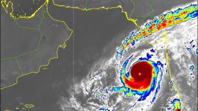 Photo of الإعصار كيار يتطور إلى الدرجة الثانية