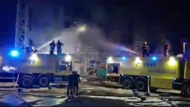 Photo of ديم توضح حول حريق محطة الغبرة