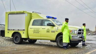 Photo of إنقاذ أكثر من 50 شخصًا أثناء التأثر بأخدود المنخفض الجوي الأخير