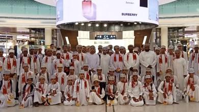 Photo of 100 طالب عُماني يحضرون مباراة الأحمر مع البحرين
