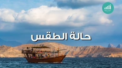Photo of طقس اليوم: صحو مع احتمالية لأمطار متفرقة