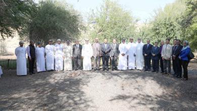Photo of عدد من السفراء يزورون بحيرات الأنصب