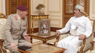 """Photo of """"المجالات العسكرية"""" محور لقاءين للنعماني والبوسعيدي بمسؤول بريطاني"""