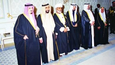 صورة قبل 39 عامًا: توقيع الأحرف الأولى لمجلس التعاون الخليجي