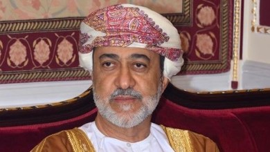 Photo of جلالة السلطان يستقبل خالد بن سلمان
