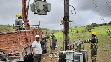 Photo of إعادة التيار الكهربائي للمناطق التي تأثرت بمنخفض محافظة ظفار