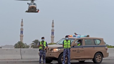 صورة الإعلان عن وظائف في شرطة عمان السلطانية