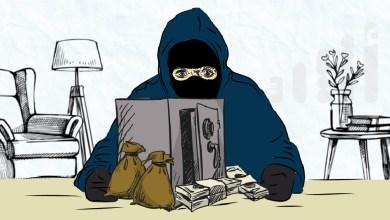 Photo of 3 أشخاص سرقوا من شركات ومنازل ومزارع