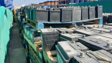 Photo of ممارسات غير قانونية في تدوير البطاريات تضر بالبيئة.. وأول شركة مرخّصة مُهددة بالإغلاق
