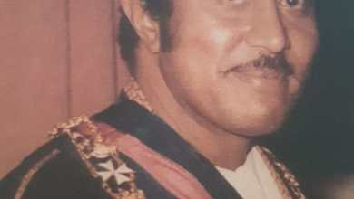 Photo of جناب السيد جمشيد بن عبدالله سيأتي للسلطنة