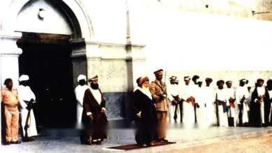صورة في ظفار: أحداث وتواريخ منذ السيد سعيد بن سلطان حتى جلالة السلطان هيثم