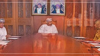 صورة اللجنة العليا تجتمع وتصدر بيانًا