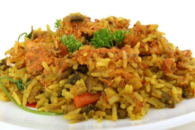 Brown Rice And Chicken Athelio Com