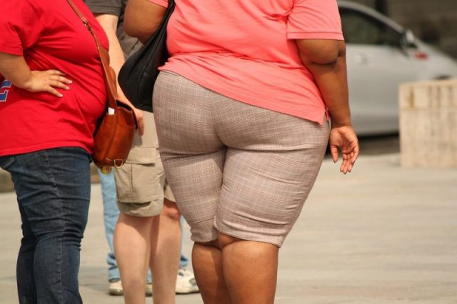 Misshapen Weight Thick Obesity Overweight