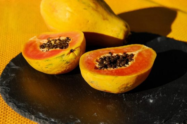 Papaya For Face Tan Athelio Com