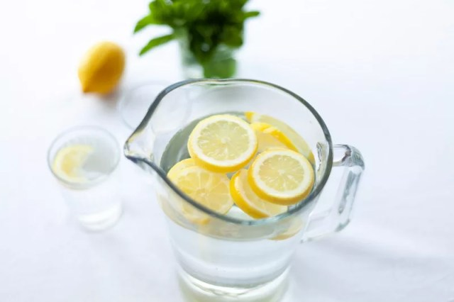 Hot Lemon Water Ayurveda Detox Athelio