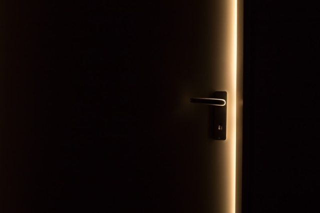 Dark Door Door Handle 147634