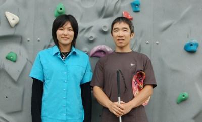 左上小林選手と小林幸一郎選手