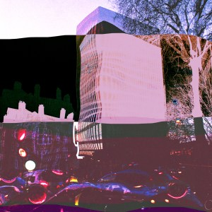 Illustrations Distorted City