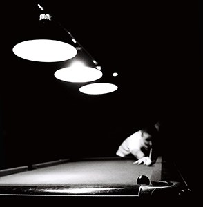 Photography Like a Pool Table