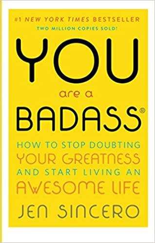 The Book YOu are a Badass